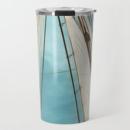 Catch The Wind Travel Mug