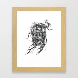 RedBall Framed Art Print