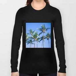 Palms in Living Harmony Long Sleeve T-shirt