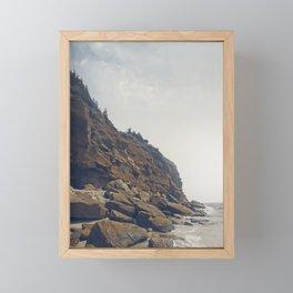 Littoral Framed Mini Art Print