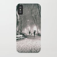 nyc iPhone & iPod Cases featuring NYC by Vivienne Gucwa