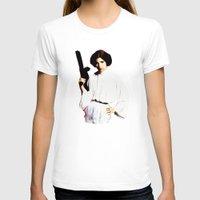 princess leia T-shirts featuring Princess Leia by Ms. Givens