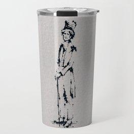 Splaaash Series - Dandy Sir Ink Travel Mug