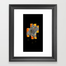 Original mix Framed Art Print