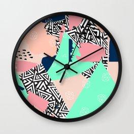 Obtuse Wall Clock