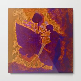 Reverence to Nature Metal Print