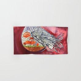 Nautilus Terrarium Hand & Bath Towel