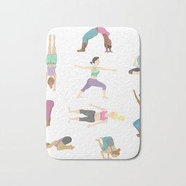 Yoga People Bath Mat