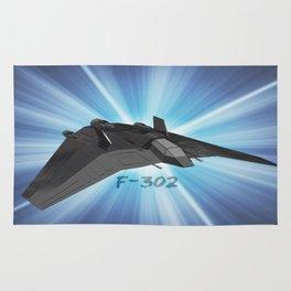 F-302 design 2 Rug