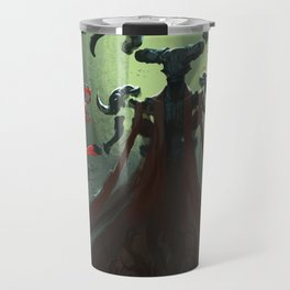 Aima, The Blood Siphon Travel Mug