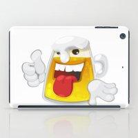 beer iPad Cases featuring beer by krasivo