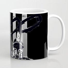 300 Black and White Coffee Mug