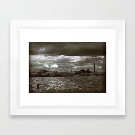 Lost Industry Framed Art Print
