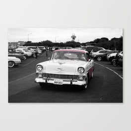 Classic Cars - Queenscliff 2013  Canvas Print