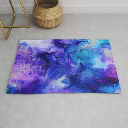 Laughing In Color Rug