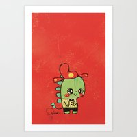 Happy Chinese New Year to Everyone!  Art Print