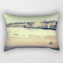 Santa Cruz Boardwalk Rectangular Pillow