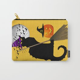 Le Chat Noir - Halloween Witch Carry-All Pouch