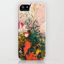 Summer has too short a lease iPhone Case
