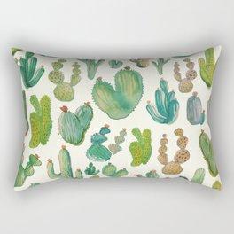 Cactus Collab. Rectangular Pillow