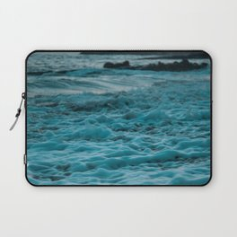 The Sunset Shore (Color) Laptop Sleeve