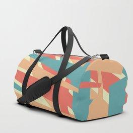 abstract sunlight Duffle Bag