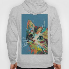 Cat Hope Hoody