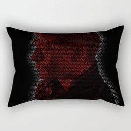 Carry On Dean Winchester Rectangular Pillow