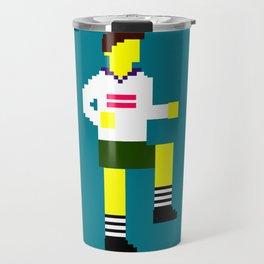 Soccer Mosaic Kit Travel Mug