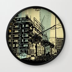 Freud II. Wall Clock