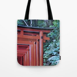 Inari Gates Galore Tote Bag