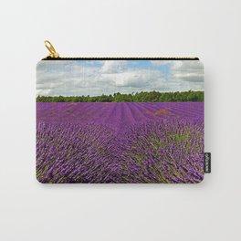 Lavender Landscape (Version 1)  Carry-All Pouch