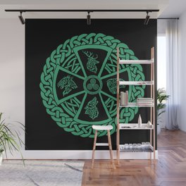 Celtic Nature Wall Mural