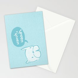 Waouh, waouh. Stationery Cards