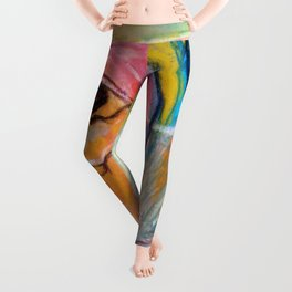 Goonie by Beth Ann Short Leggings