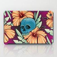 hibiscus iPad Cases featuring Hibiscus by kellyhalloran