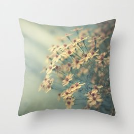 In the morning, I'll call you Throw Pillow