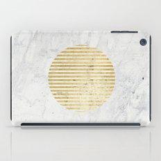 gOld sun iPad Case