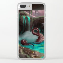 Theft Clear iPhone Case