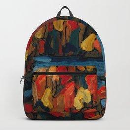 Autumn Foliage / Dennis Weber of ShreddyStudio Backpack