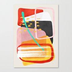 Mojo Canvas Print