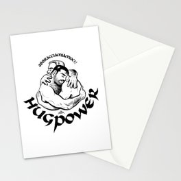 hugpower Stationery Cards