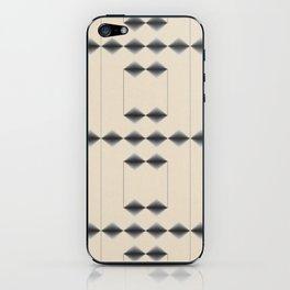 Diamond Stripes iPhone Skin