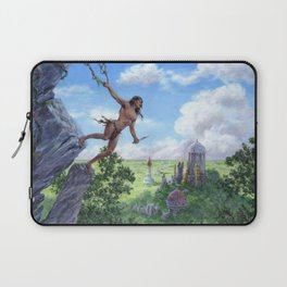 The Lost City of Opar Laptop Sleeve