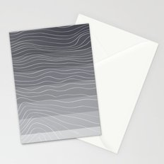 Topography by Friztin Stationery Cards