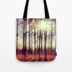 Somewhere in China Tote Bag