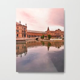 sevillia. spain Metal Print