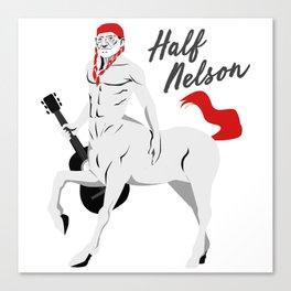 Half Nelson Canvas Print