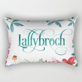 Lallybroch Rectangular Pillow