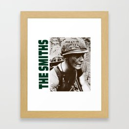 The Sound Of The Smiths Framed Art Print
